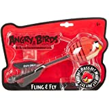 Angry Birds Fling & Fly Game RED