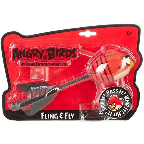 Angry Birds Fling & Fly Game RED - 1