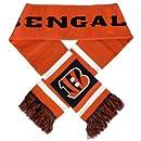 NFL Cincinnati Bengals 2012 Team Stripe Scarf