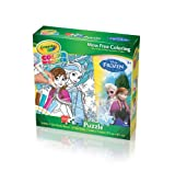 Frozen Crayola Color Wonder 60