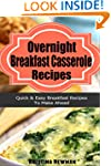 Overnight Breakfast Casserole Recipes...