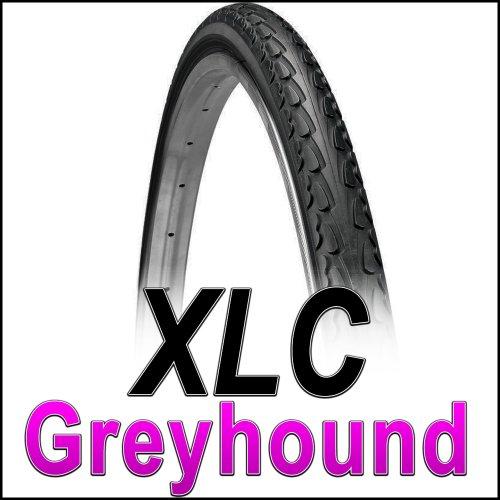 XLC Trekking-Reifen Greyhound BT-S06 40-622, 700x38C schwarz 22 TPI
