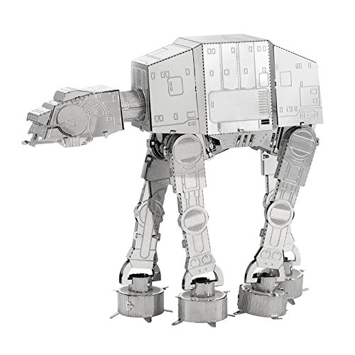 3D Metal Model Star Wars AT-AT Walker, Do It Yourself Puzzle