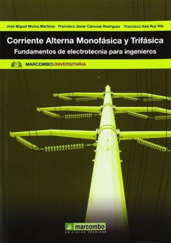 CORRIENTE ALTERNA MONOFASICA Y TRIFASICA