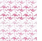 Pink Flamingo ~ Flannel Cotton by the Yard