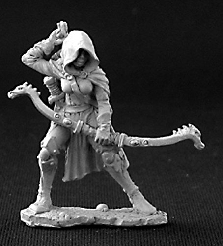 Callie, Female Rogue with Bow 03255 - 1