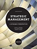 img - for Strategic Management: A Dynamic Perspective - Concepts, First Canadian Edition book / textbook / text book