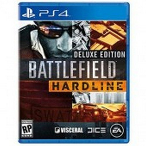 Battlefield Hardline D E Ps4