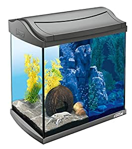 Tetra AquaArt LED Aquarium-Komplettset für Krebse, 30 L