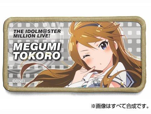 アイドルマスターミリオンライブ! 所恵美 脱着式フルカラーワッペン