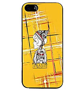 PRINTVISA Abstract Shank Case Cover for Apple iPhone 5