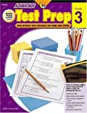img - for Test Prep Gr. 3 (Advantage Workbooks) book / textbook / text book