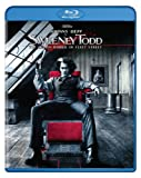 Sweeney Todd: The Demon Barber of Fleet Street [USA] [Blu-ray]