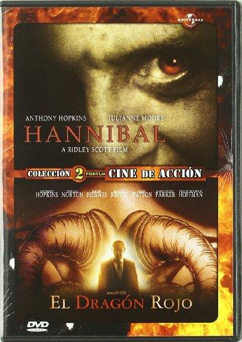 Pack Hannibal + El dragón rojo [DVD]