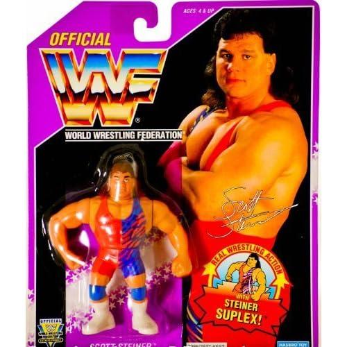 Scott Steiner Wrestling Figure by Hasbro by Hasbro WWF WWE günstig als Geschenk kaufen