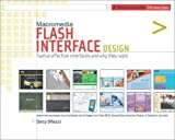 img - for Macromedia Flash Interface Design: A Macromedia Showcase by DiNucci, Darcy (2002) Paperback book / textbook / text book