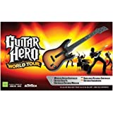 X360 Guitar Hero World Tour Stand.Guitar