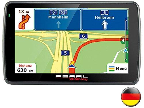 PEARL-Navigationssystem-VX-50-Easy-mit-Deutschland