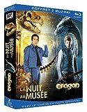 echange, troc La nuit au musée + Eragon - Coffret 2 Blu-Ray [Blu-ray]