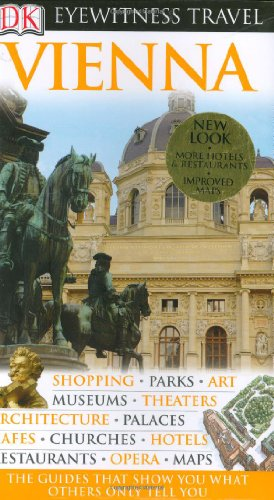 DK Eyewitness Travel Guide to Vienna