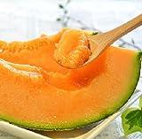 果物 ギフト メロン 北海道 赤肉メロン 大玉1玉
