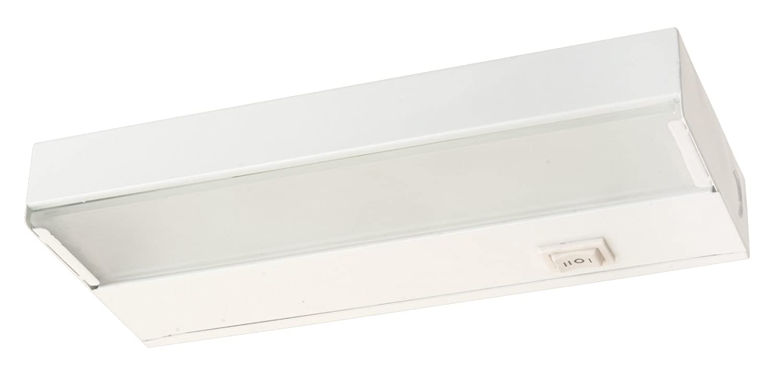 nicor lighting 10350wh xenon under cabinet light home. Black Bedroom Furniture Sets. Home Design Ideas