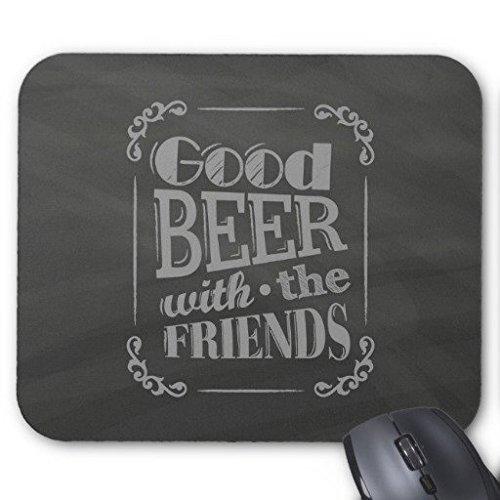 gaming-mauspad-good-bier-mit-friends-worte-rechteck-office-mousepad-229-x-178-cm