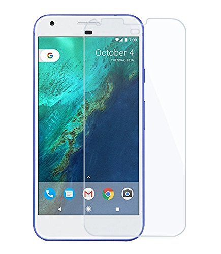 Lakko Google Pixel / HTC Sailfish 強化ガラ...