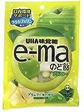 味覚糖 e-maのど飴袋 ブラムリー 50g×6袋