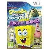 SpongeBob SquarePants Planktons Robot Revenge Wii