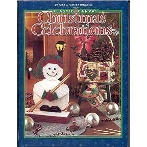 Christmas celebrations (Plastic canvas)