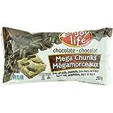 Enjoy Life  Semi Sweet Mega Chunks, 10-Ounce (Pack of 6)