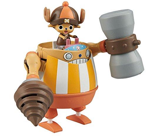 BANDAI 万代 海贼王 乔巴超级机器人  4号机