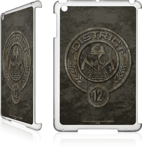 Skinit The Hunger Games -District 12 Stone Logo for LeNu Case for Apple iPad Mini