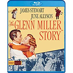 The Glenn Miller Story [Blu-ray]