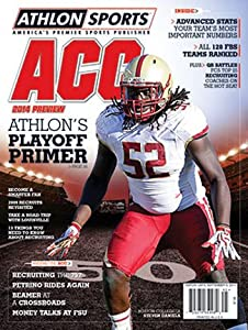 Buy Athlon Sports 2014 College Football ACC Preview Magazine- Boston College Eagles Cover by Athlon Sports