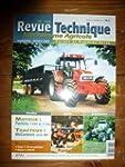 REVUE TECHNIQUE TRACTEUR AGRICOLE ET...
