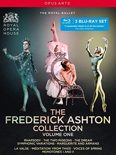 Blu-ray : Frederick Ashton Collection 1 (3 Pack)