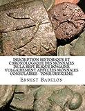 Description historique et chronologique des Monnaies de la République Romaine vulgairement appelées monnaies consulaires - Tome Deuxième...