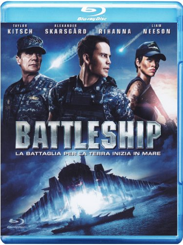 Battleship [Blu-ray] [IT Import]
