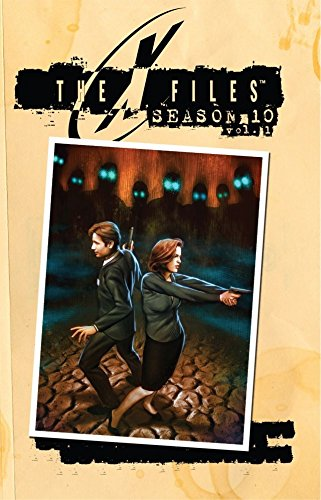 X-Files, Season 10 vol.1