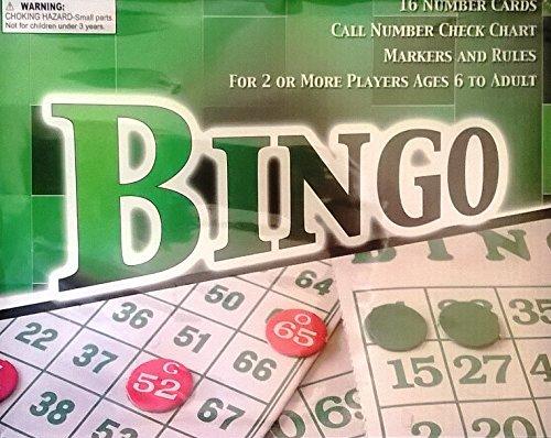 Bingo (16 Cards) - 1