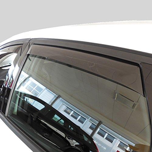 Wind Deflectors Rear Seat Leon 1M 99-05