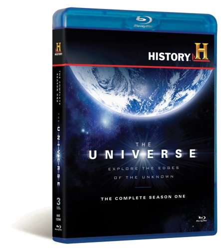 The Universe: The Complete Season 1 [Blu-ray]