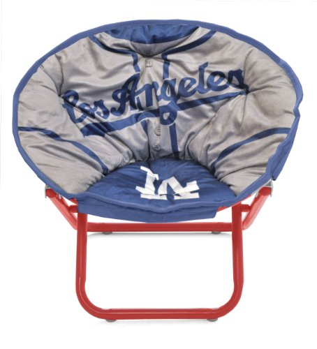 MLB Los Angeles Dodgers Toddler  Saucer Chair at Amazon.com