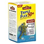 Nature Made TripleFlex, 50+, Triple Strength, Caplets, 60 ct.