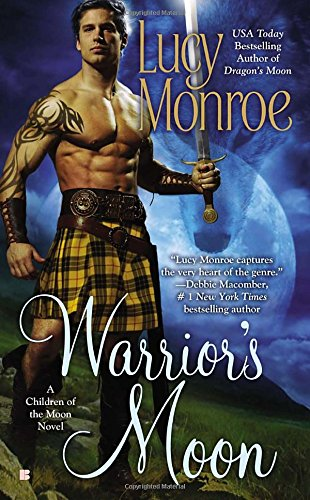 Image of Warrior's Moon (A Children of the Moon Novel)