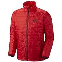 Mountain Hardwear Thermostatic Jacket Mountain Red Mens Sz M