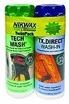 Nikwax Hardshell Twin Pack