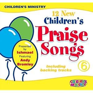 12 New Children's Praise Songs 6 [UK Import]